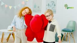 ELEFANTEN   Kinderschuhe für Deichmann mit  Nazan Eckes   director ANNE BÜRGER  ::   PEOPLEGRAPHER  :: art direction